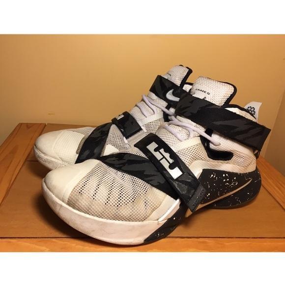 official photos 4166b c28ba Nike Lebron soldier IX PRM. M 5c97aa6bf63eea0105fcf013